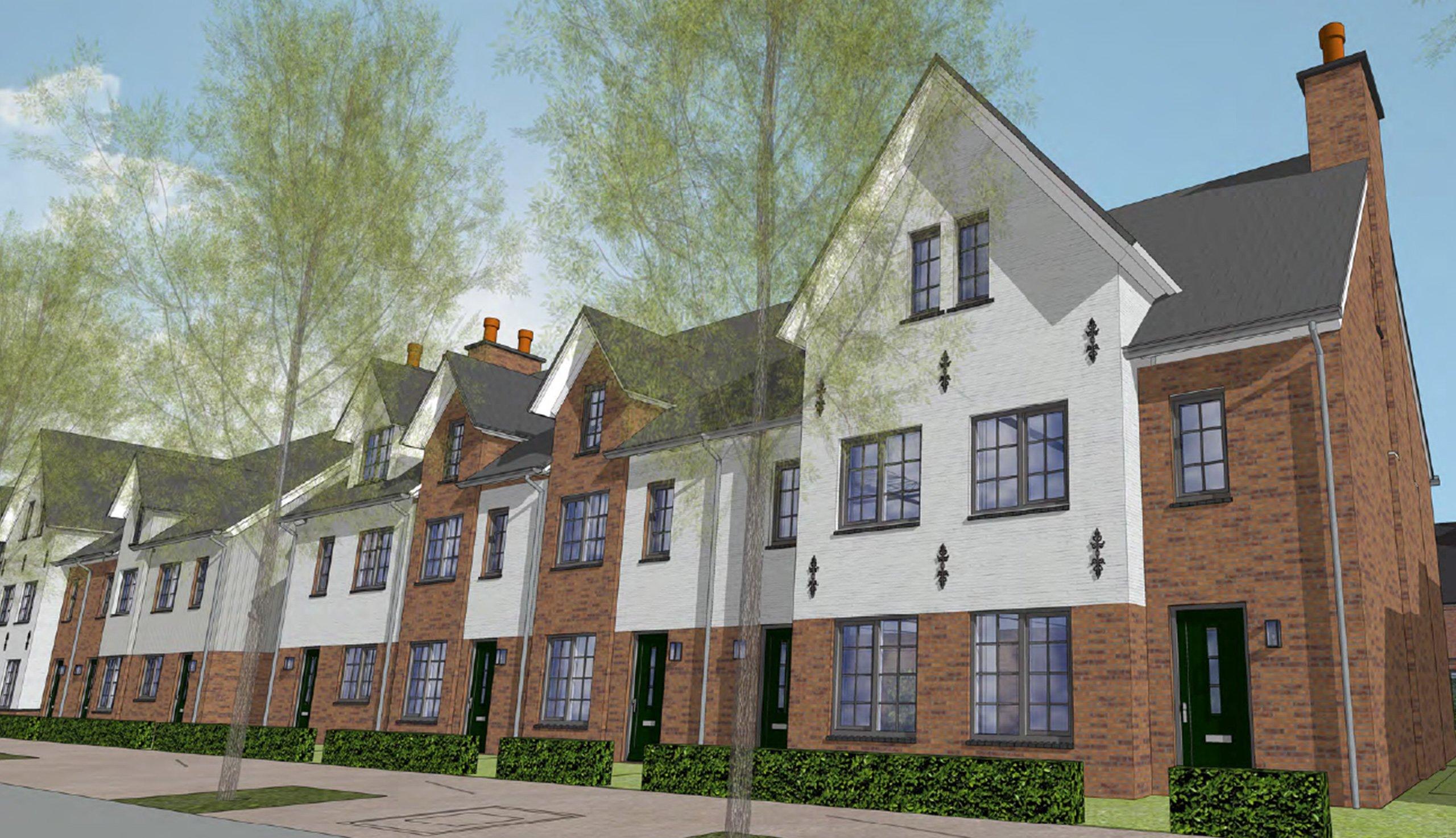 Nieuwbouwproject Parkzicht Waddinxveen