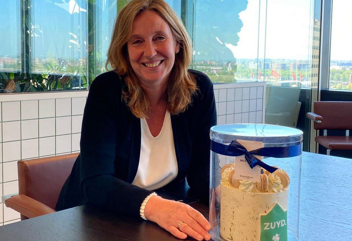Taart Nieuwbouwproject Zuyd Voor 100% Verkocht