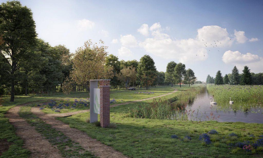 Alphen aan den Rijn  Landgoed Verboom Kavels – Hoofdfoto