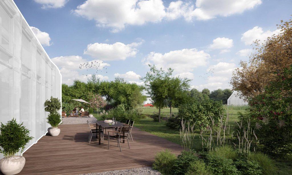 Alphen aan den Rijn  Landgoed Verboom Kavels – Foto 2