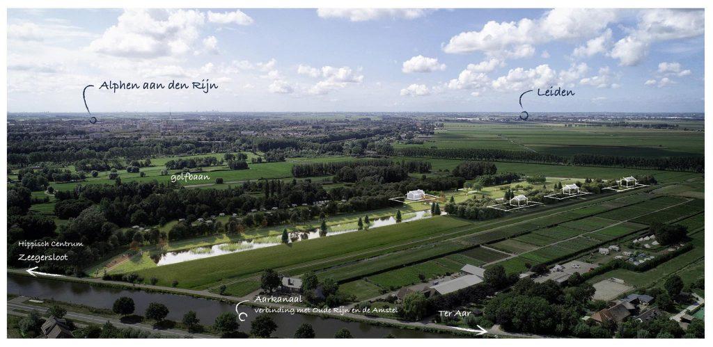 Alphen aan den Rijn  Landgoed Verboom Kavels – Foto 8