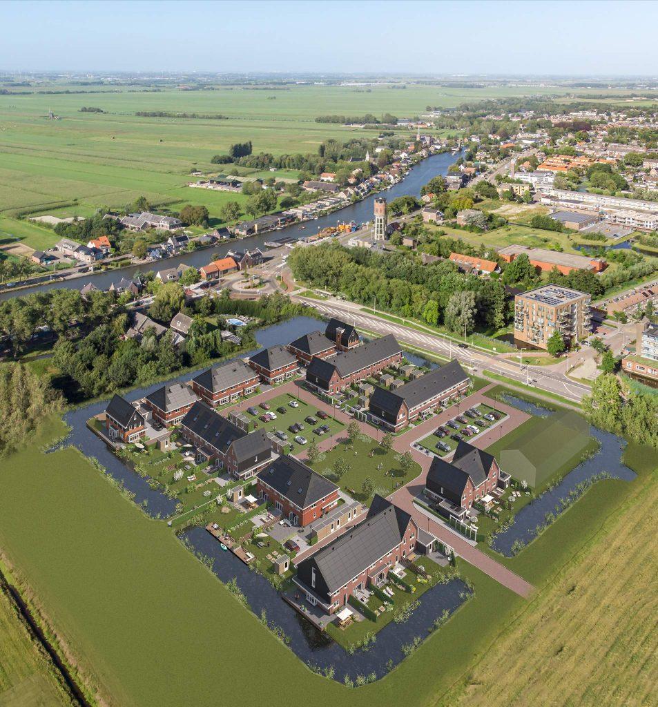 Hazerswoude-Rijndijk  Westvaartpark Eco – Foto 4