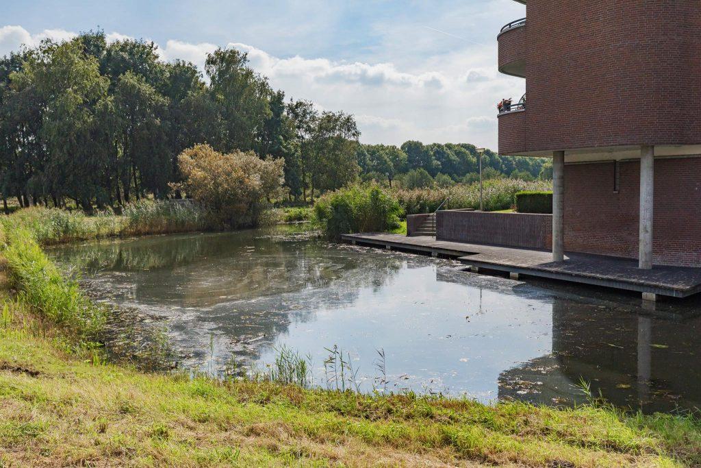 Alphen aan den Rijn  Polderpeil 528 – Foto